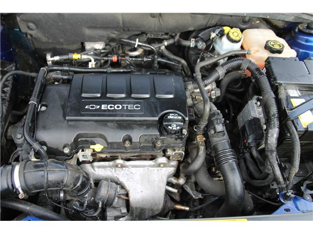 2013 Chevrolet Cruze LT Turbo 1-Owner | Bluetooth | Alloys