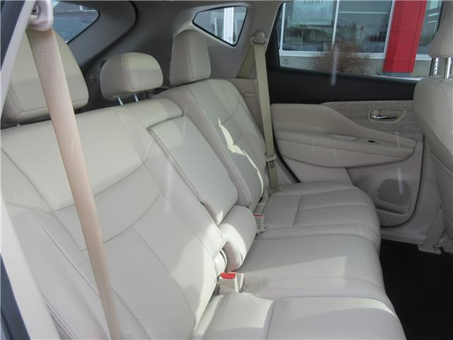 2019 Nissan Murano SL (Stk: 8413) in Okotoks - Image 16 of 25