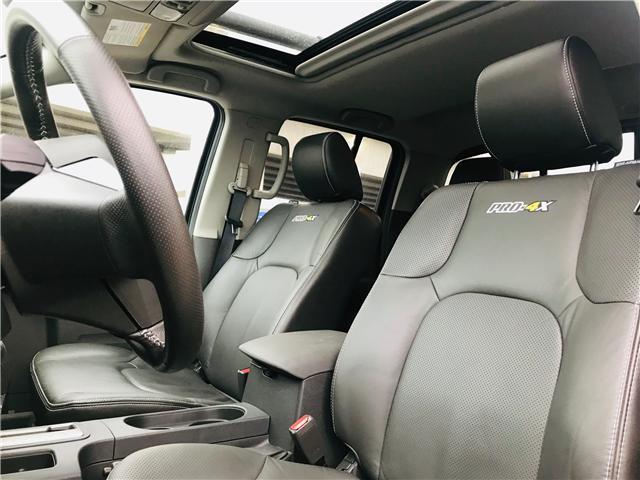 2019 Nissan Frontier PRO-4X (Stk: LF009620) in Surrey - Image 12 of 28