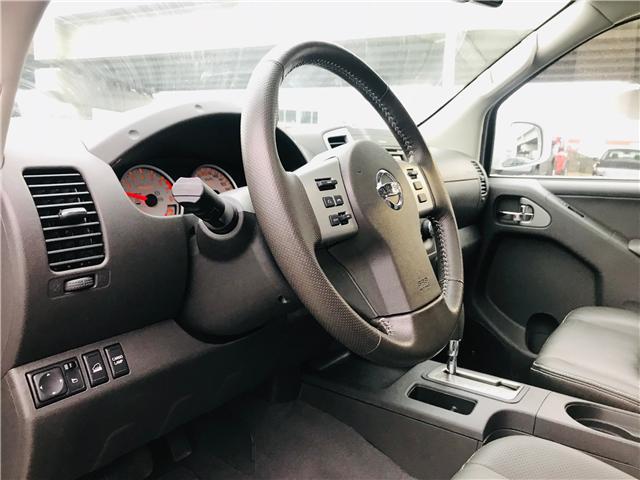 2019 Nissan Frontier PRO-4X (Stk: LF009620) in Surrey - Image 14 of 28