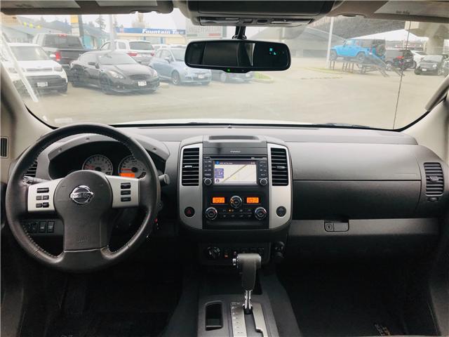 2019 Nissan Frontier PRO-4X (Stk: LF009620) in Surrey - Image 15 of 28