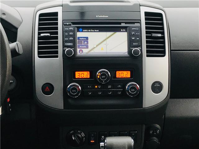 2019 Nissan Frontier PRO-4X (Stk: LF009620) in Surrey - Image 18 of 28