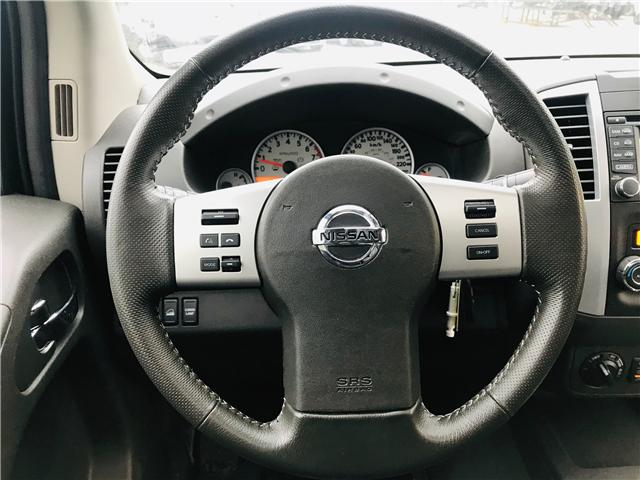2019 Nissan Frontier PRO-4X (Stk: LF009620) in Surrey - Image 16 of 28