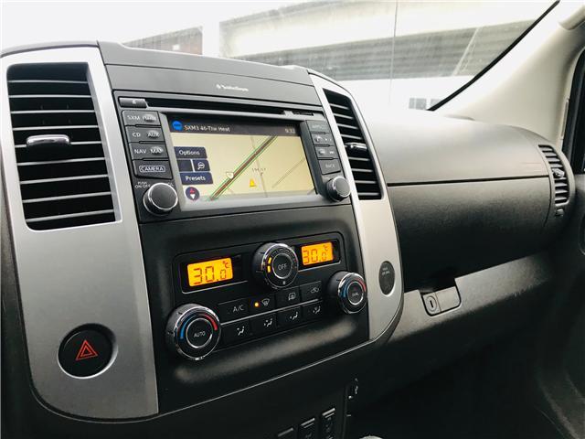 2019 Nissan Frontier PRO-4X (Stk: LF009620) in Surrey - Image 20 of 28