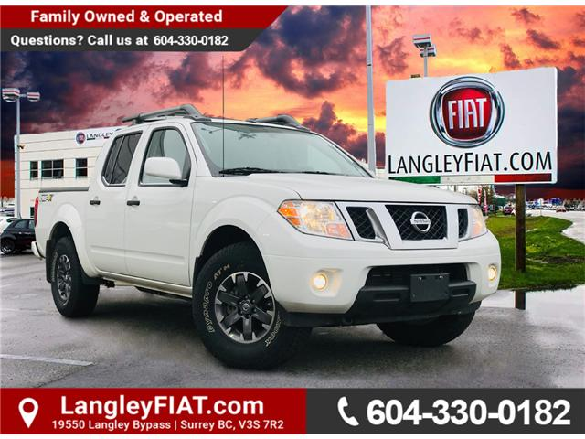 2019 Nissan Frontier PRO-4X (Stk: LF009620) in Surrey - Image 1 of 28