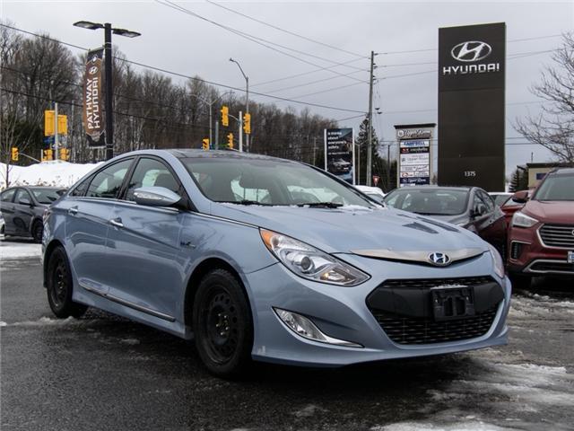 2012 Hyundai Sonata Hybrid Premium (Stk: R86297A) in Ottawa - Image 1 of 10