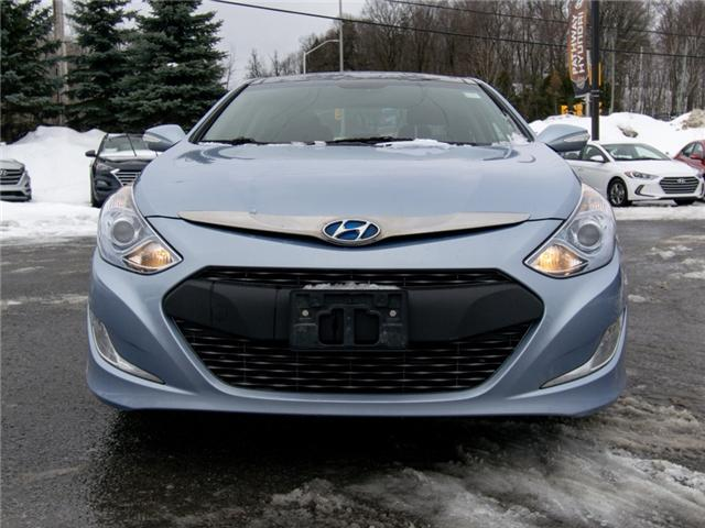 2012 Hyundai Sonata Hybrid Premium (Stk: R86297A) in Ottawa - Image 2 of 10