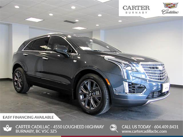 2019 Cadillac XT5 Platinum (Stk: C9-03820) in Burnaby - Image 1 of 24