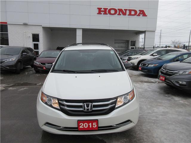 2015 Honda Odyssey LX (Stk: SS3359) in Ottawa - Image 2 of 9