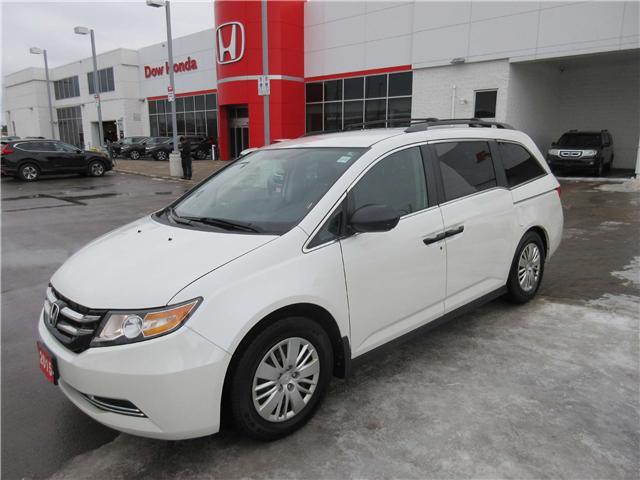 2015 Honda Odyssey LX (Stk: SS3359) in Ottawa - Image 1 of 9
