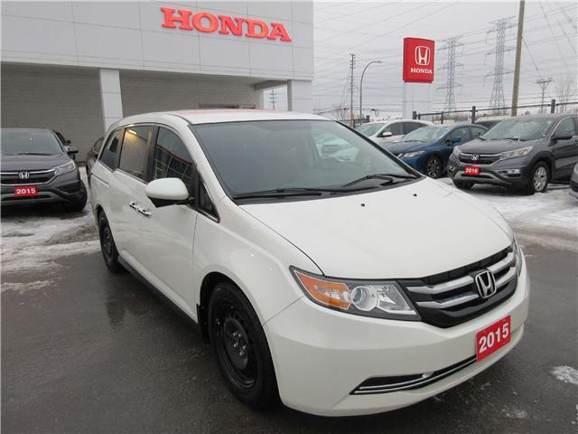 2015 Honda Odyssey EX (Stk: SS3360) in Ottawa - Image 2 of 13
