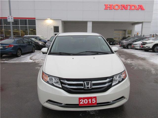 2015 Honda Odyssey EX (Stk: SS3360) in Ottawa - Image 1 of 13