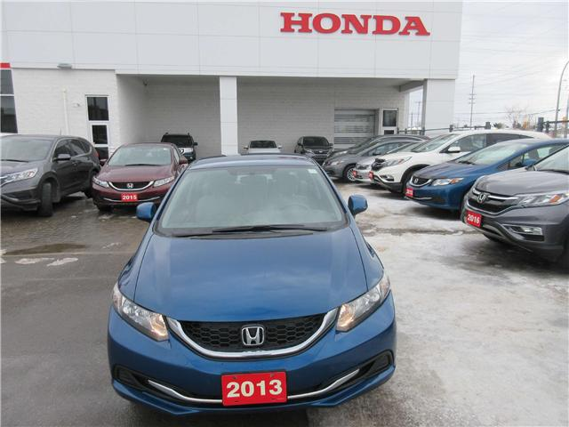2013 Honda Civic LX (Stk: SS3347) in Ottawa - Image 2 of 9