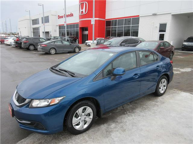 2013 Honda Civic LX (Stk: SS3347) in Ottawa - Image 1 of 9