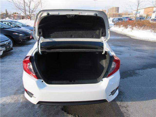 2016 Honda Civic LX (Stk: SS3352) in Ottawa - Image 5 of 10