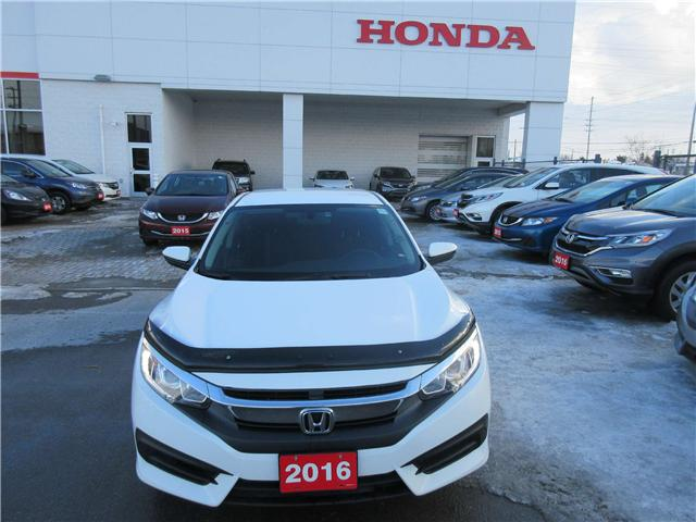 2016 Honda Civic LX (Stk: SS3352) in Ottawa - Image 3 of 10