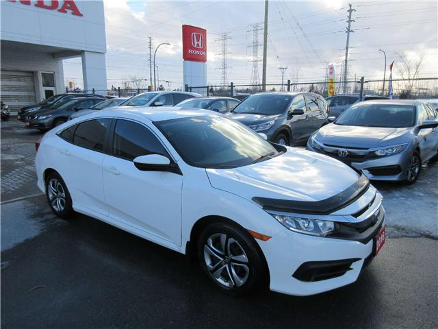 2016 Honda Civic LX (Stk: SS3352) in Ottawa - Image 2 of 10