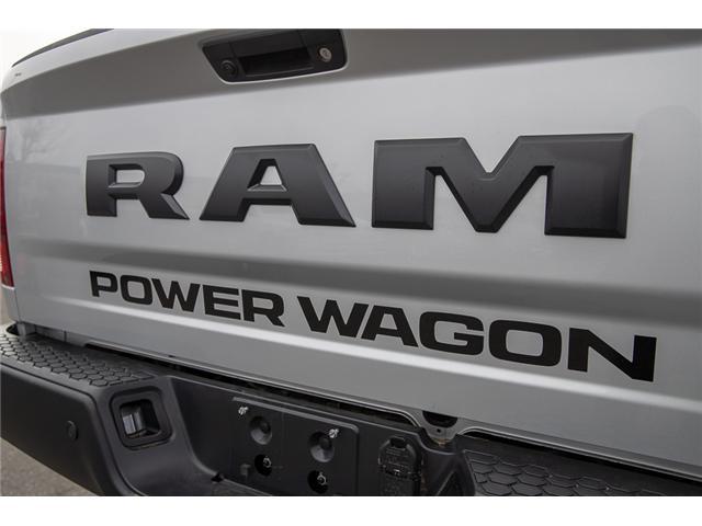 2018 RAM 2500 Power Wagon (Stk: EE900810) in Surrey - Image 6 of 27