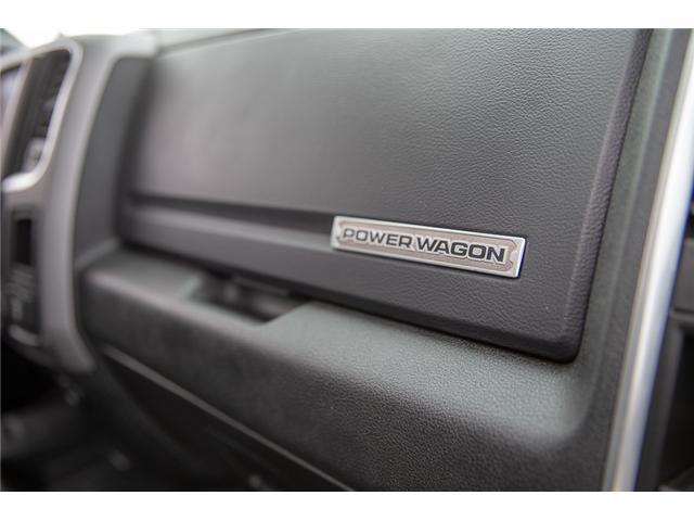 2018 RAM 2500 Power Wagon (Stk: EE900810) in Surrey - Image 17 of 27