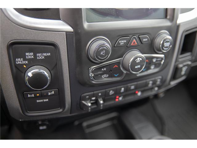 2018 RAM 2500 Power Wagon (Stk: EE900810) in Surrey - Image 25 of 27