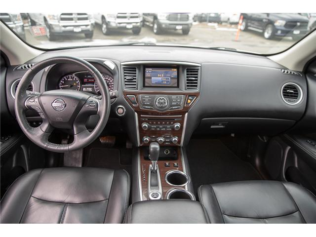 2015 Nissan Pathfinder SL (Stk: J864084A) in Surrey - Image 13 of 30