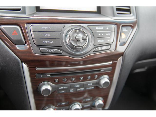 2015 Nissan Pathfinder SL (Stk: J864084A) in Surrey - Image 26 of 30