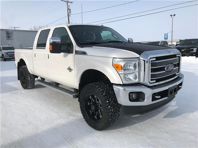 2014 Ford F-250 Lariat (Stk: 8191A) in Wilkie - Image 1 of 29