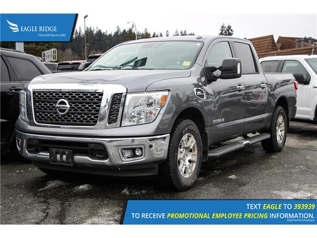 2017 Nissan Titan SV (Stk: 179310) in Coquitlam - Image 1 of 4