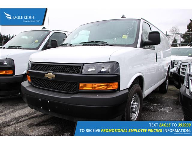 2018 Chevrolet Express 2500 Work Van (Stk: 189220) in Coquitlam - Image 1 of 3