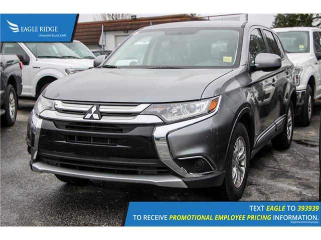 2018 Mitsubishi Outlander ES (Stk: 189468) in Coquitlam - Image 1 of 4
