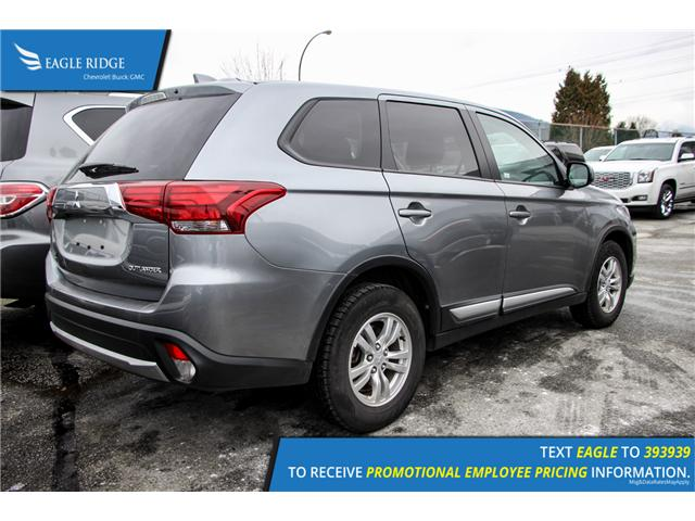 2018 Mitsubishi Outlander ES (Stk: 189468) in Coquitlam - Image 2 of 4
