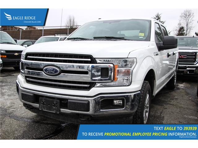 2018 Ford F-150 XLT (Stk: 189490) in Coquitlam - Image 1 of 4