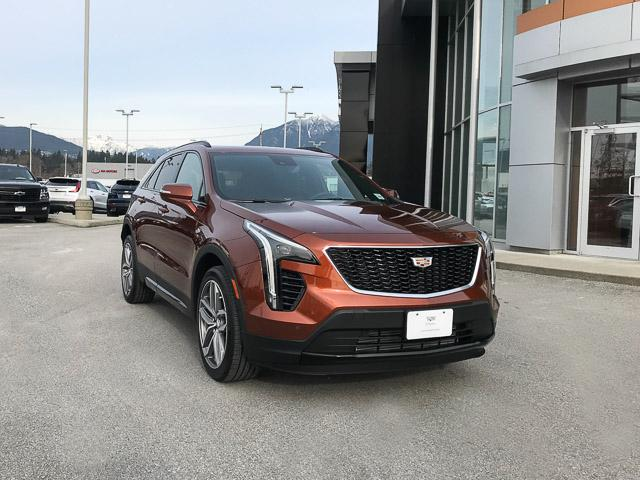 2019 Cadillac XT4 Sport (Stk: 9D16950) in North Vancouver - Image 2 of 23