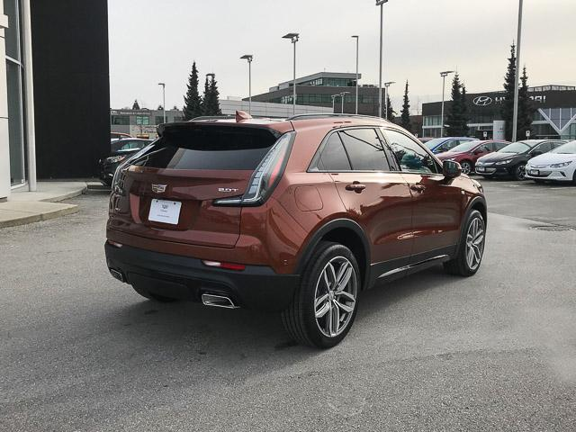 2019 Cadillac XT4 Sport (Stk: 9D16950) in North Vancouver - Image 4 of 23