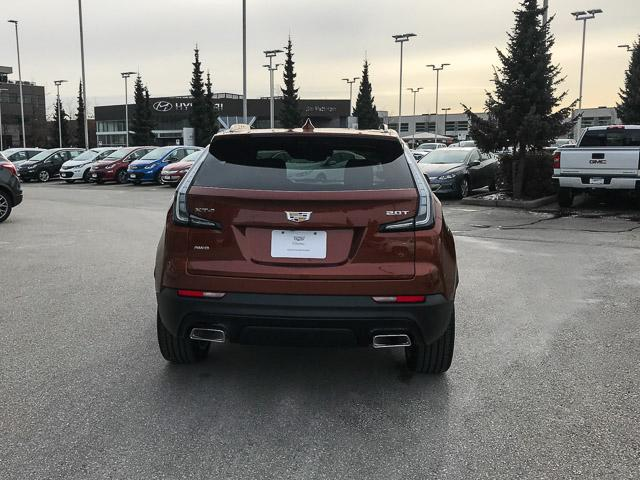2019 Cadillac XT4 Sport (Stk: 9D16950) in North Vancouver - Image 5 of 23