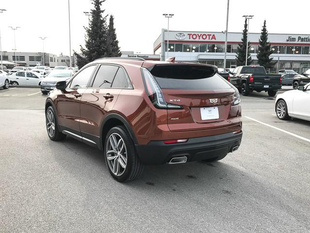 2019 Cadillac XT4 Sport (Stk: 9D16950) in North Vancouver - Image 6 of 23