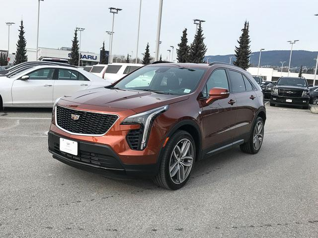 2019 Cadillac XT4 Sport (Stk: 9D16950) in North Vancouver - Image 8 of 23