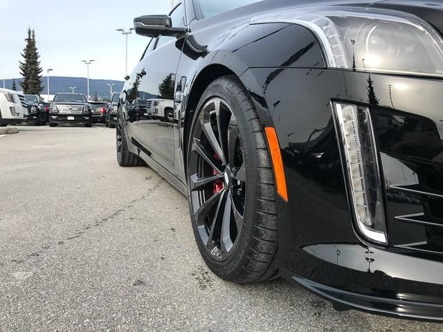 2019 Cadillac CTS-V Base (Stk: 9D35900) in North Vancouver - Image 13 of 24
