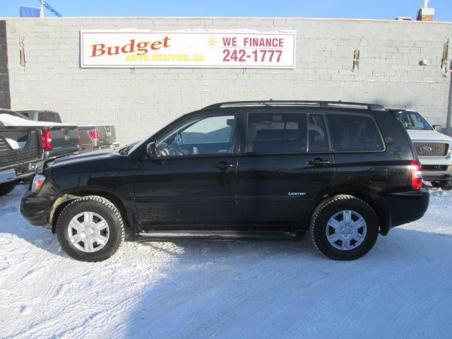 2007 Toyota Highlander V6 7 Passenger (Stk: bp557) in Saskatoon - Image 1 of 19