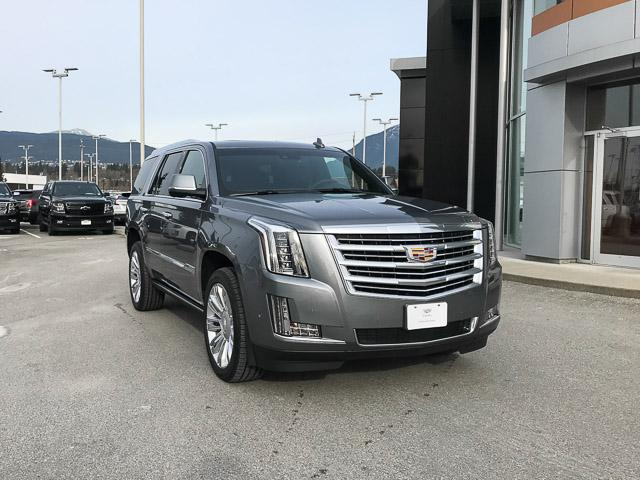 2019 Cadillac Escalade Platinum (Stk: 9D68280) in North Vancouver - Image 2 of 24