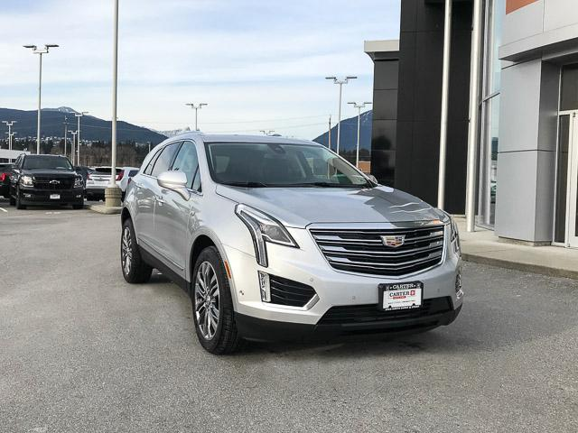 2018 Cadillac XT5 Premium Luxury (Stk: 8D02420) in North Vancouver - Image 2 of 24