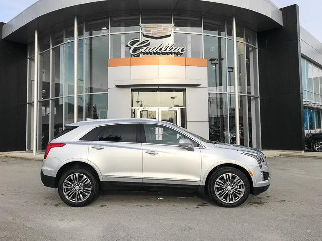 2018 Cadillac XT5 Premium Luxury (Stk: 8D02420) in North Vancouver - Image 3 of 24