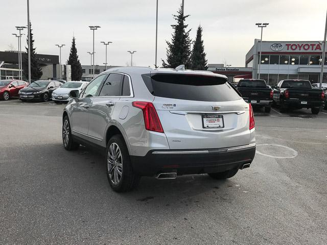 2018 Cadillac XT5 Premium Luxury (Stk: 8D02420) in North Vancouver - Image 6 of 24