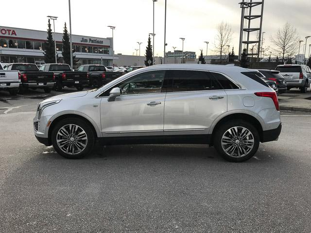 2018 Cadillac XT5 Premium Luxury (Stk: 8D02420) in North Vancouver - Image 7 of 24