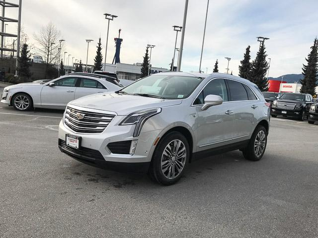 2018 Cadillac XT5 Premium Luxury (Stk: 8D02420) in North Vancouver - Image 8 of 24