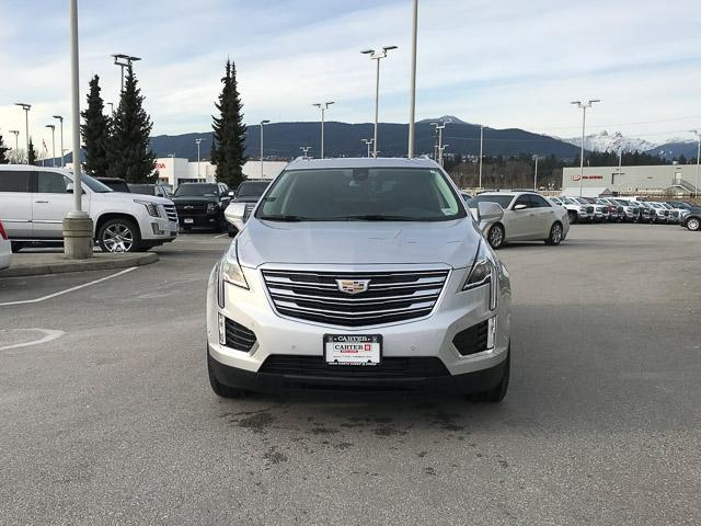2018 Cadillac XT5 Premium Luxury (Stk: 8D02420) in North Vancouver - Image 9 of 24