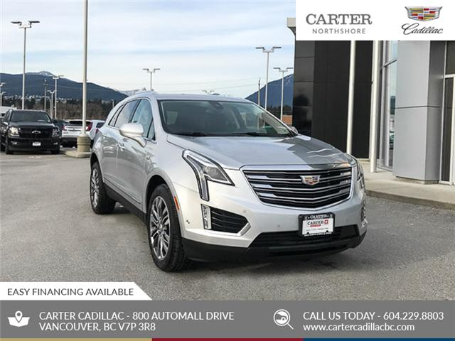 2018 Cadillac XT5 Premium Luxury (Stk: 8D02420) in North Vancouver - Image 1 of 24