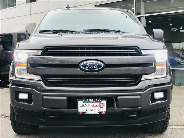 2018 Ford F-150 Lariat (Stk: JKC37302) in Surrey - Image 3 of 30
