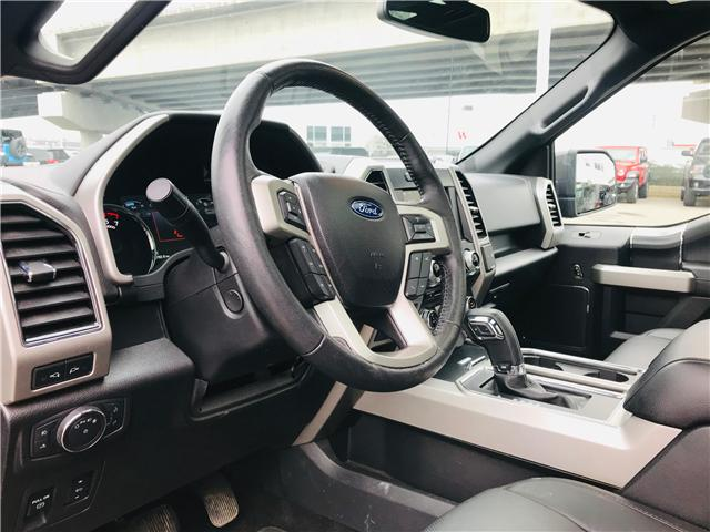 2018 Ford F-150 Lariat (Stk: JKC37302) in Surrey - Image 14 of 30