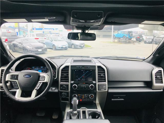 2018 Ford F-150 Lariat (Stk: JKC37302) in Surrey - Image 15 of 30